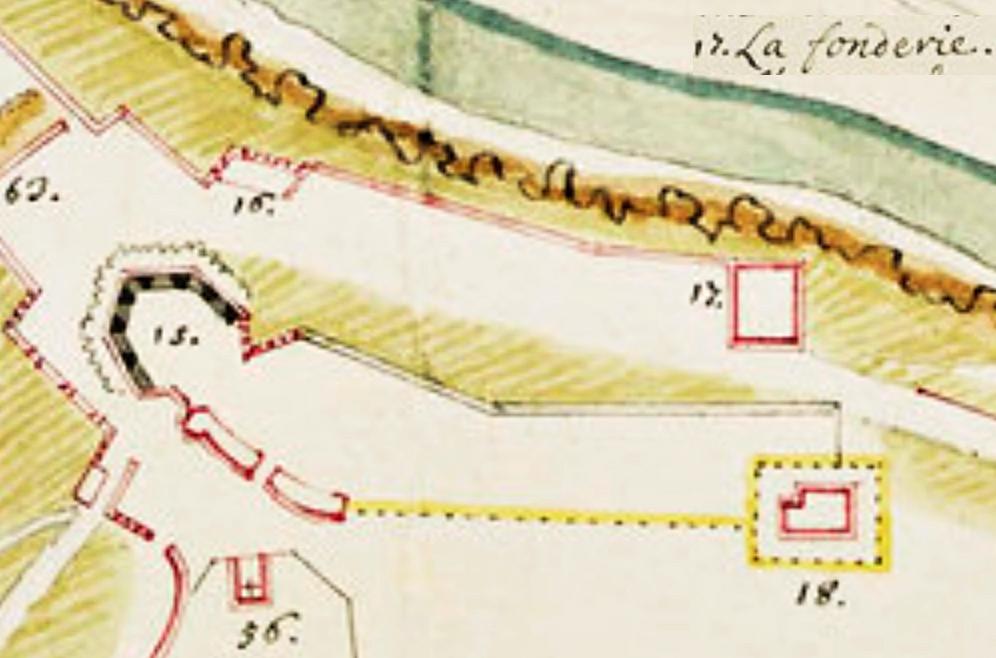 1713 Kamieniec La fonderie.jpg