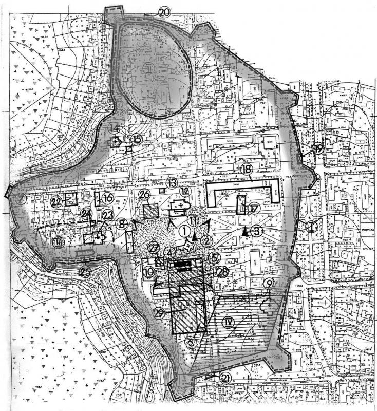 Рештки Глухівської фортеці в структурі сучасного центру міста.jpg