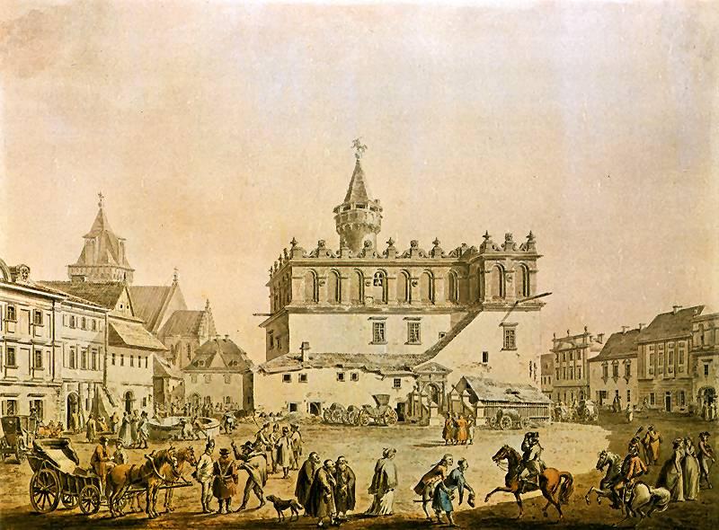 Rynek_i_ratusz_w_Tarnowie_-_Zygmunt_Vogel.jpg